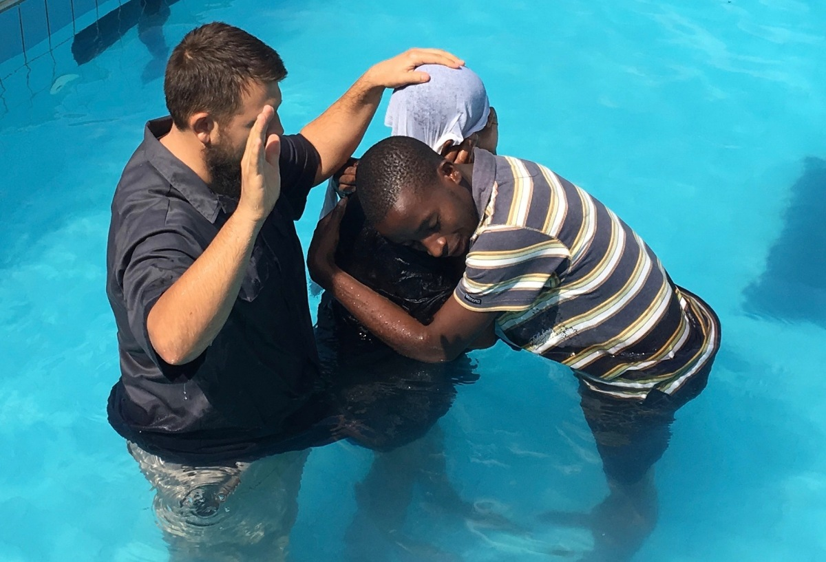 Baptism Announcement and PrayerRequests